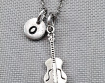 unique guitar jewelry related items etsy. Black Bedroom Furniture Sets. Home Design Ideas