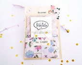 Rustic Will You Be My Bridesmaid cards wedding party invitations will you be my maid of honor cards 2 x Gift Packs