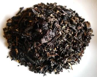 Jamaican Ginger Blended Loose Leaf Black Tea