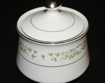 Berkeley House June Bride Sugar Bowl w/ Lid