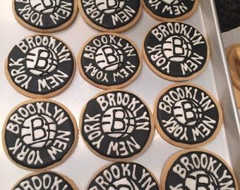 Brooklyn NETS! Cookies