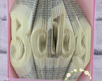 Baby Book Folding Pattern - Instant Download PDF (278 Folds) With Tutorial