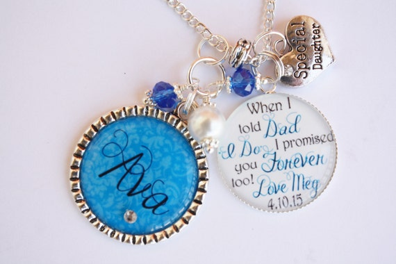 Sentimental Wedding Gift For Sister : Personalized Step Daughter Half Sister Gift Wedding When I told your ...