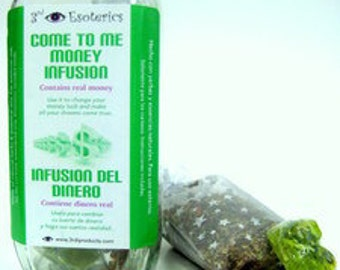 Come to Me Money Infusion Bath