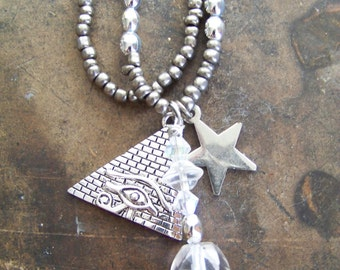 Indigo Starchild Necklace