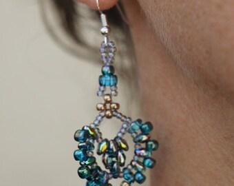 Tutorial- San Antonio Earrings
