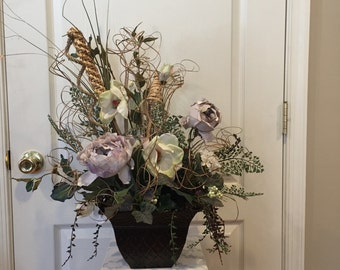 Floral Arrangement for table or window