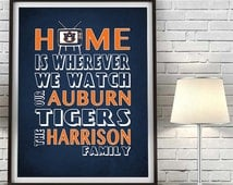 Popular Items For Auburn Alabama On Etsy