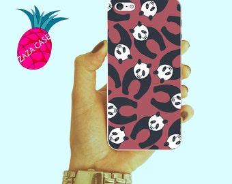 Panda Ipod Touch 5 case Ipod 5 case Ipod Touch 4 case Ipod Touch case Ipod case Ipod 4 case Iphone 4 case Iphone 4s case Iphone 5 case cover