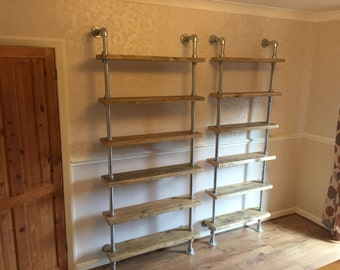 Pipe Shelving Etsy Uk