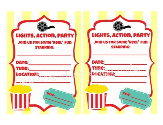 Nickelodeons Shimmer Shine On Dvd Today furthermore 213569207309019728 in addition Invitation Cards likewise Watch also Disney Cars Crafts. on movie night party invitations