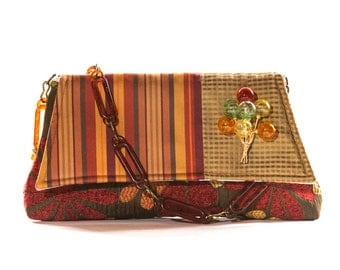 Up Up and Away - Hand Made Purse from Purses By Pochette