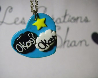 Our contrary star necklace