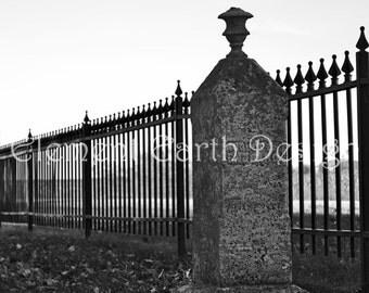 Cemetery Monument,  Instant Download, 11x14, Digital Printable, Fine Art Digital Photo, Photography, headstone, gravestone graveyard