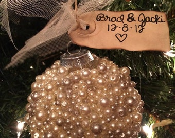 Pearl Ornament