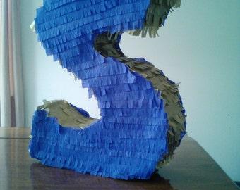 letter piñata