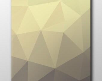 Geometric Art Print | Printable Modern Art | Minimalist art print | Scandinavian Art 50x70 cm Poster