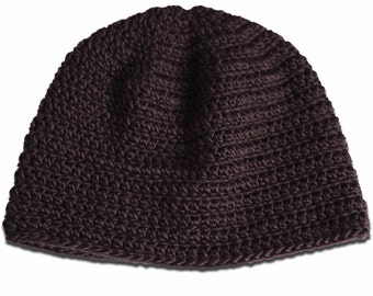 Cozy Warm Wool Blend Adult Beanie Skull Cap Hat