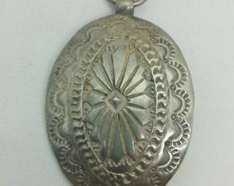 Beautiful Vintage  Silver Ladies Belt