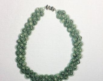 """Necklace """"Serpentine"""""""