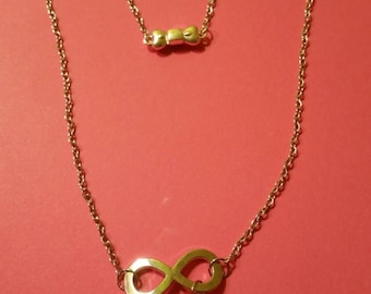 Infiniti charmed necklace