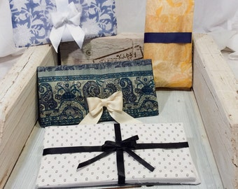 Cash and Voucher Wrap - Reusable Fabric Gift Wrap