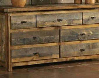 "Individual order.Wood chest of drawers,home living furniture,reclaimed wood,wood furniture,chest furniture,pine chest of drawers""Big Ben"""