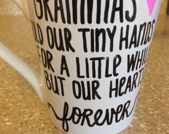 Custom Grandmother Mug