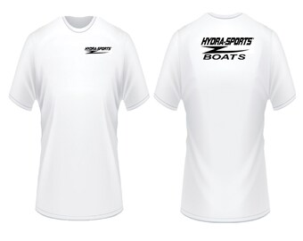 Hydra Sports Boat T-Shirt