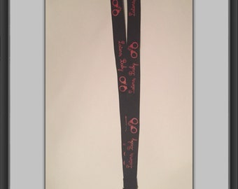 Fifty Shades of Grey Laters Baby Lanyard