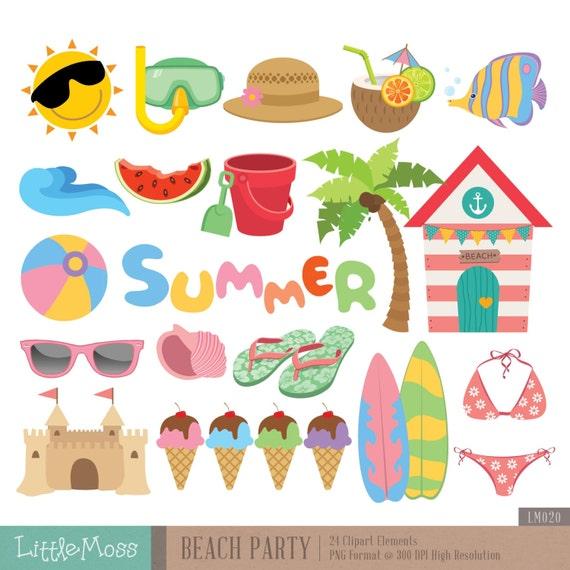 summer clipart etsy - photo #7