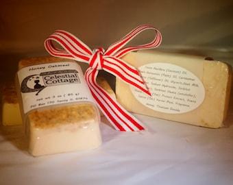 Honey Oatmeal Soap