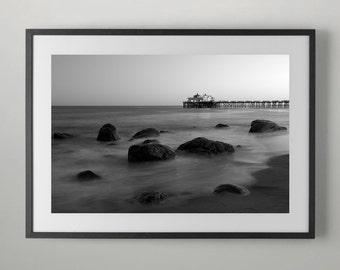 Fishing Pier, Fine Art Photography, Home decor, Office Wall Art, Fine Art Photograph