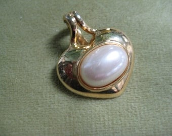 Vintage TAT Pendant for Necklace
