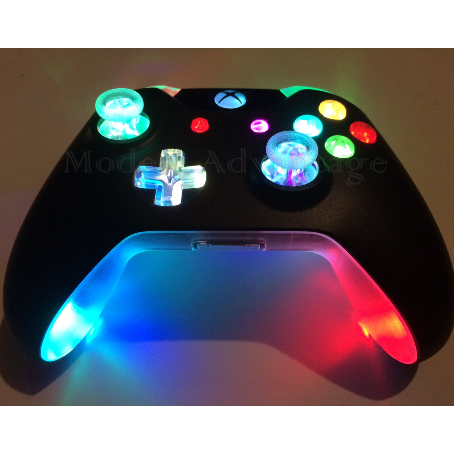Foyer Colors Xbox One : Xbox one controller full color changing led mod