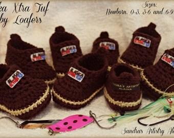 ALASKA XTRA TUF Loafers (5 Infant Sizes)
