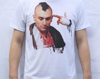 Travis - Taxi Driver T-Shirt Design
