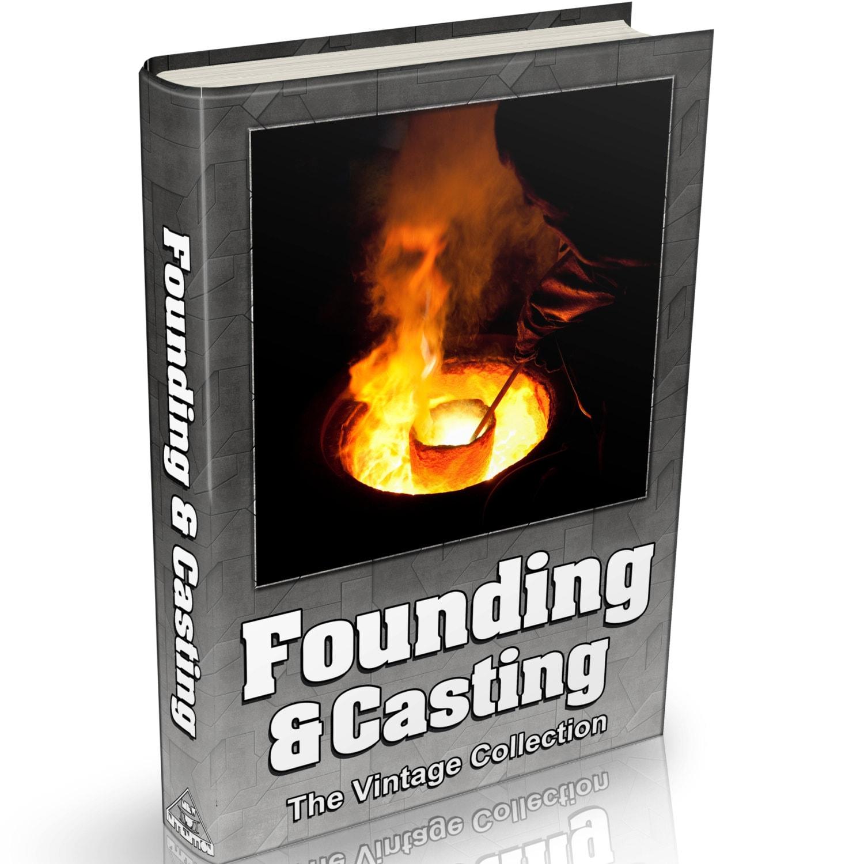 Blacksmithing Metallurgy Metal Working 70 Books Forging Smithing Iron Art Tool
