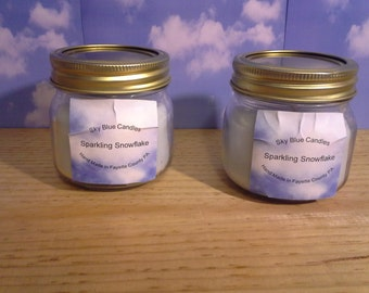 4 oz Hand Poured Candle