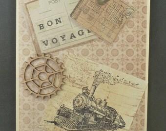 Bon Voyage Card 1288