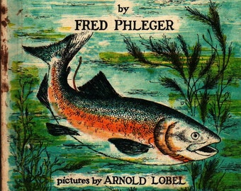 Red Tag Comes Back a Science I Can Read Book - Fred Phleger - Arnold Lobel - 1961 - Vintage Kids Book