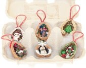Walnut Christmas Decorations