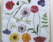 "Flower Press - Microfleur 9x9"" For Pressing Flowers"