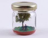 Mini Diorama – Roland & Peter