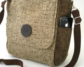 backpack converts to messenger bag, tote bag, womens handbag, crossbody bag, sling bag purse ,zipper bag, fit IPAD