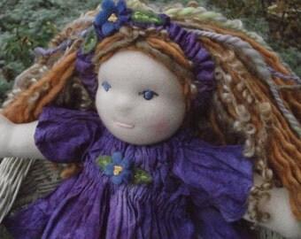 Waldorf Doll 10 inch Custom