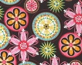 """1 yard Carnival Bloom by Michael Miller Fabrics, matches Tula's """"Carnival"""""""