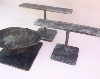 Mini Pedestal Set of 3 - MPSET1