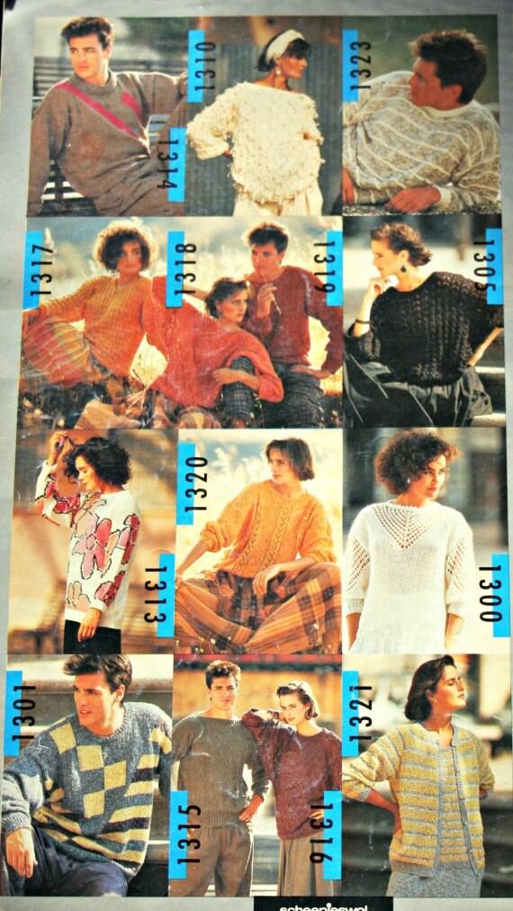 Knitting Journal Pdf : Sweater knitting patterns scheepjeswol journal spring