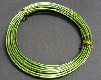 10meter gauge 14 aluminum jewelry wire-2785B